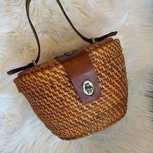 Patricia Nash Basket Bag
